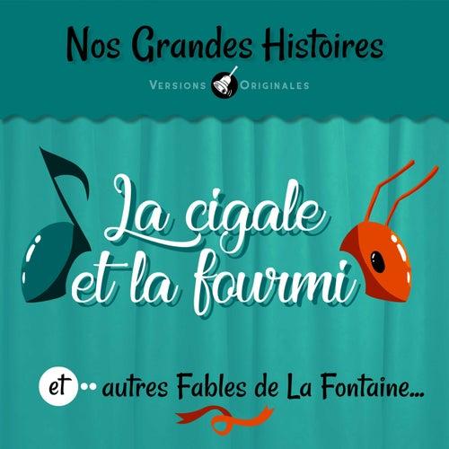 La cigale et la fourmi by François Périer