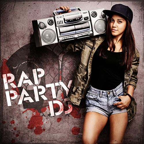 Rap Party DJ von Various Artists