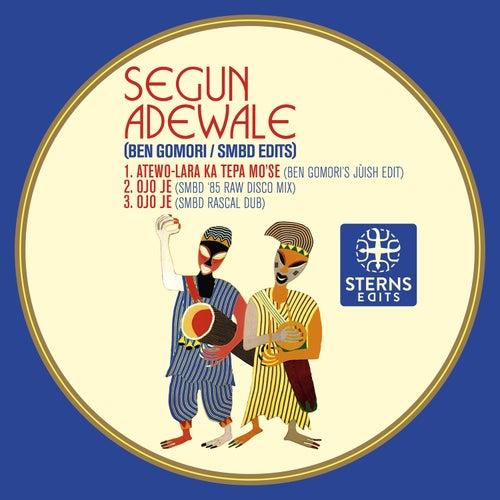 Segun Adewale (Ben Gomori / Smbd Edits) von Segun Adewale