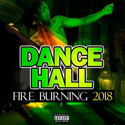 Dancehall Fire Burning 2018 de DJ Madman