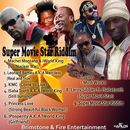Super Movie Star Riddim by Various Artists