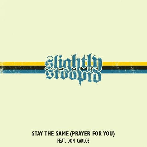 Stay the Same (Prayer for You) de Slightly Stoopid