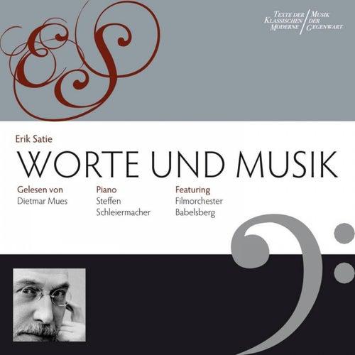 Erik Satie: Worte & Musik van Erik Satie