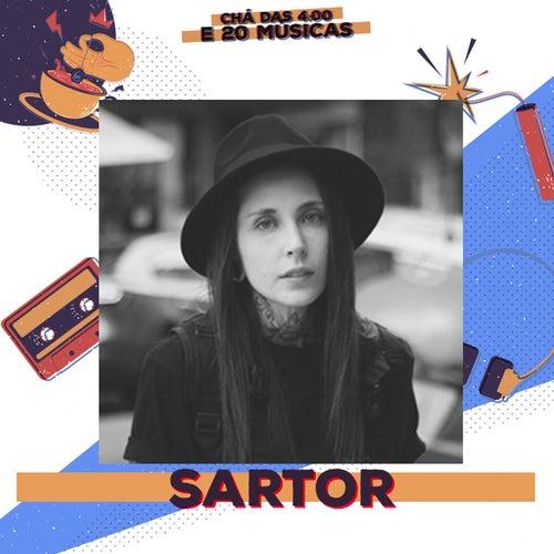 Chá das 4:00 e 20 Músicas: Sartor von Amanda Ramalho
