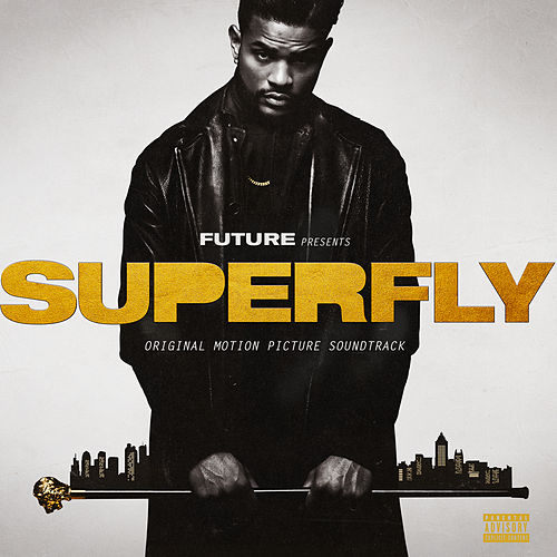 SUPERFLY (Original Motion Picture Soundtrack) de Various Artists