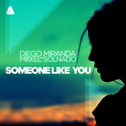 Someone Like You de Diego Miranda
