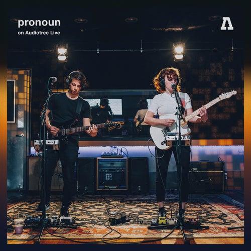 pronoun on Audiotree Live by Pronoun