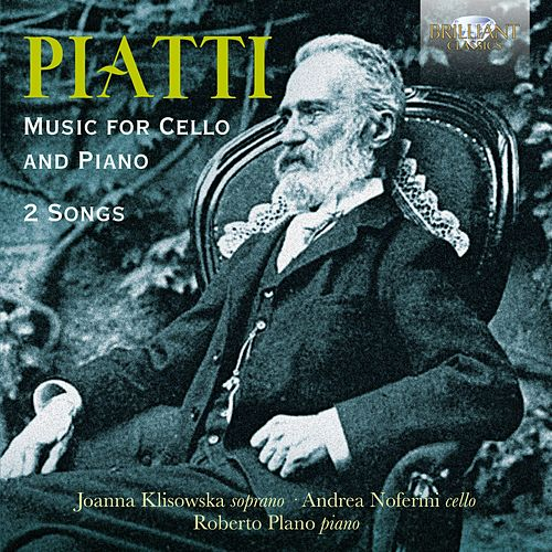 Piatti: Music for Cello and Piano, 2 Songs by Various Artists