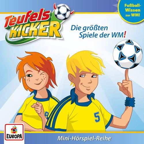 WM-Wissen: Die größten Spiele der WM! von Teufelskicker