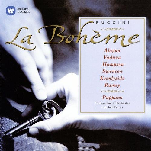 Puccini: La bohème by Antonio Pappano