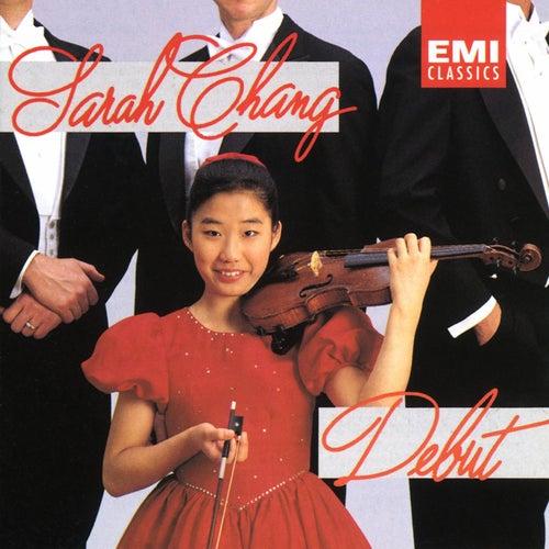 Debut de Sarah Chang