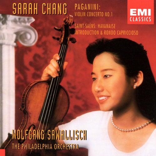 Sarah Chang - Paganini & Saint-Saens Violin Concertos de Sarah Chang