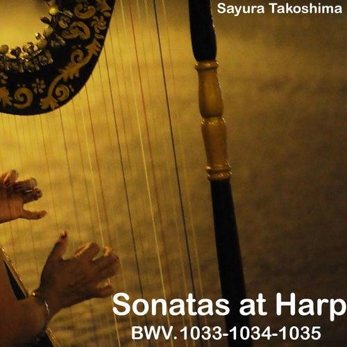 Sonatas at Harp, BWV. 1033-1034-1035 de Sayura Takoshima