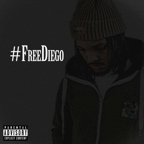 #FreeDiego by Babyface Ray