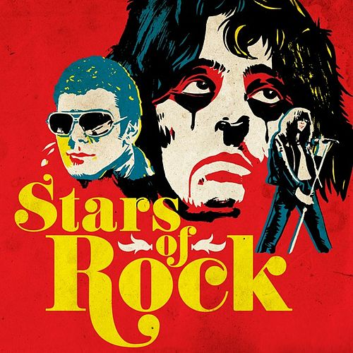 Stars of Rock de Various Artists