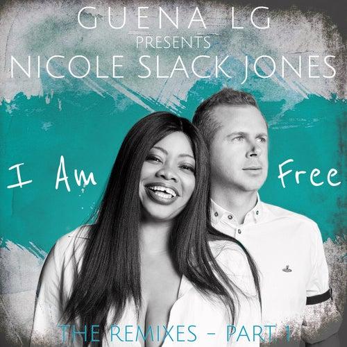 I Am Free (The Remixes, Pt. 1) by Guéna LG