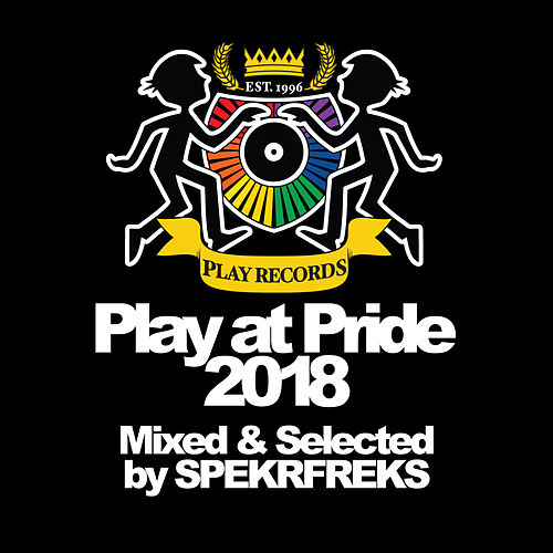 Play at Pride 2018 - EP de Various Artists