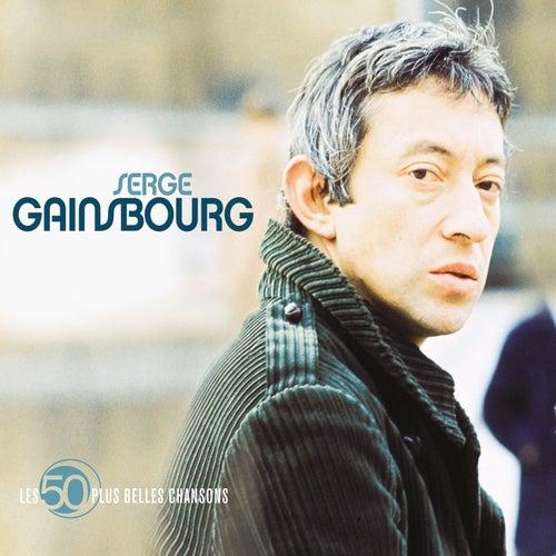 Les 50 plus belles chansons de Serge Gainsbourg de Various Artists
