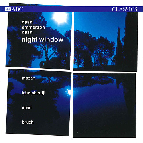 Night Window von Paul Dean