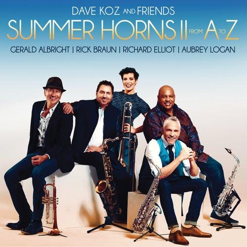 Summer Horns II From A To Z de Dave Koz