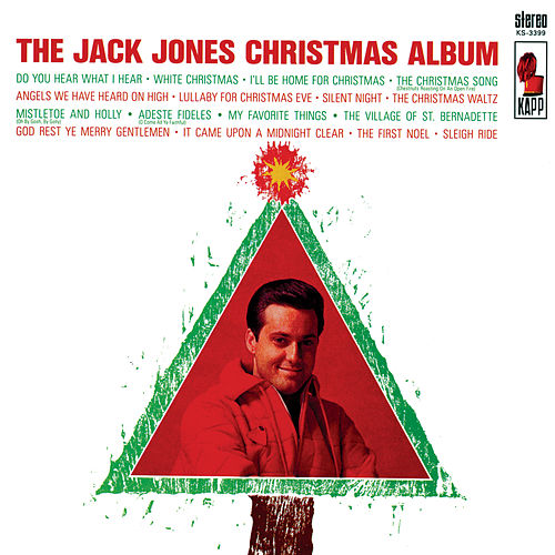 The Jack Jones Christmas Album by Jack Jones