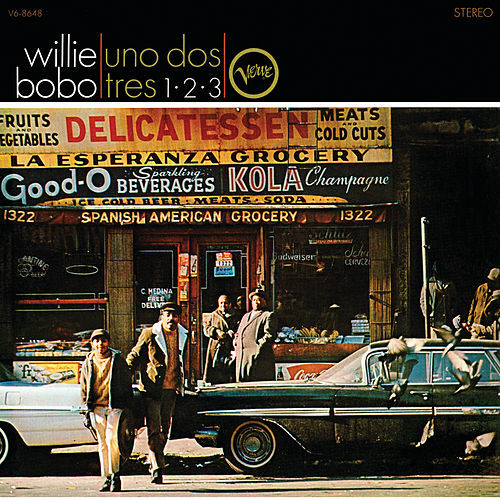 Uno Dos Tres 1-2-3 von Willie Bobo