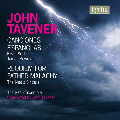 SRCD311 Tavener: Canciones españolas, Requiem for Father Malachy by Various Artists