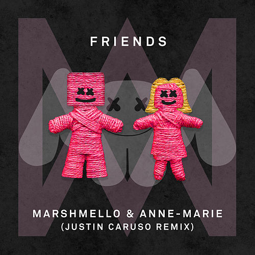 FRIENDS (Justin Caruso Remix) van Marshmello
