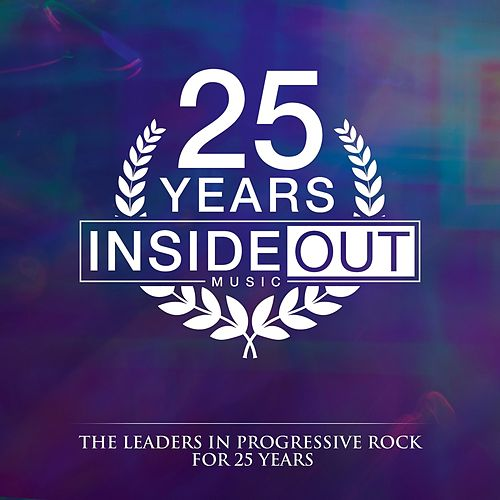 25 Years of InsideOutMusic de Various Artists