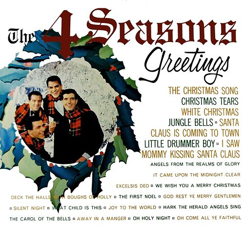 The 4 Seasons Greetings von The Four Seasons