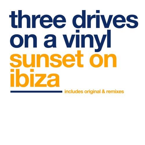 Sunset On Ibiza von Three Drives On A Vinyl