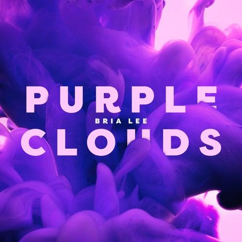 Purple Clouds von Bria Lee
