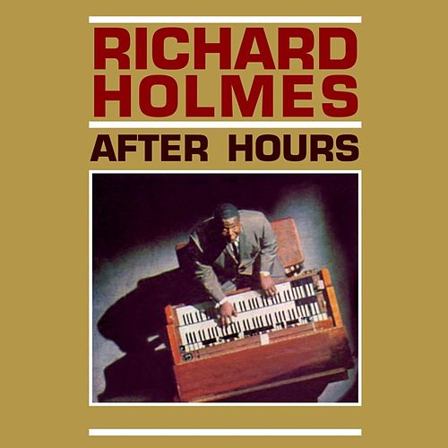 After Hours de Richard Groove Holmes