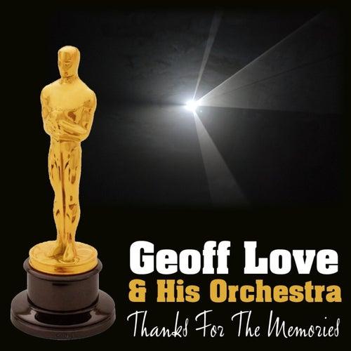 Thanks For The Memories (Academy Award Winning Songs) de Geoff Love