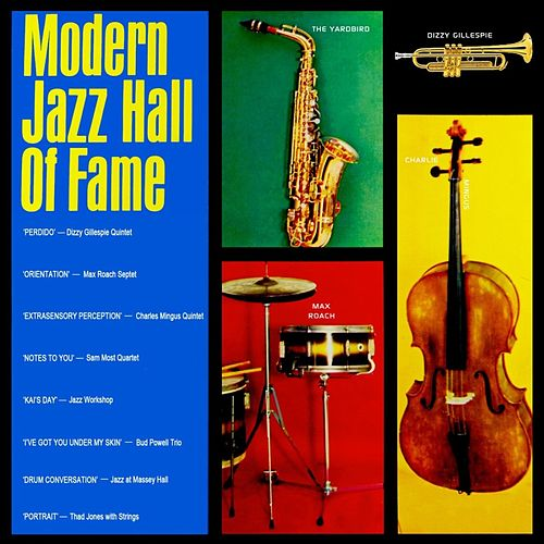 Modern Jazz Hall Of Fame de Various Artists