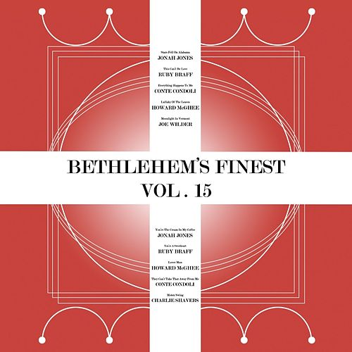 Bethlehem's Finest, Vol. 15 von Various Artists