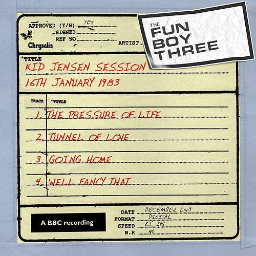 Kid Jensen Session (16th January 1983) von Fun Boy Three