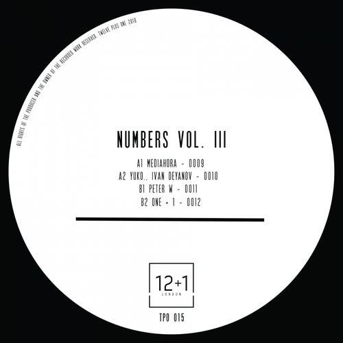 NUMBERS Vol.3 de Various Artists