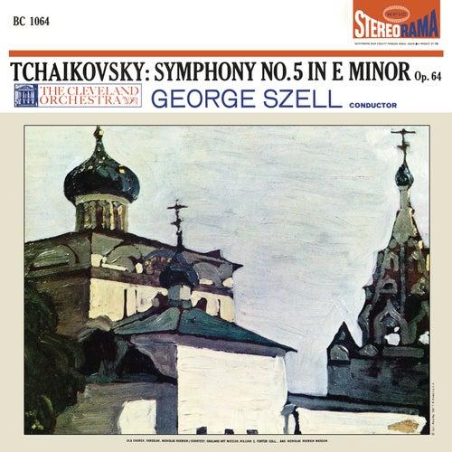 Tchaikovsky: Symphony No. 5 in E Minor, Op. 64 by George Szell