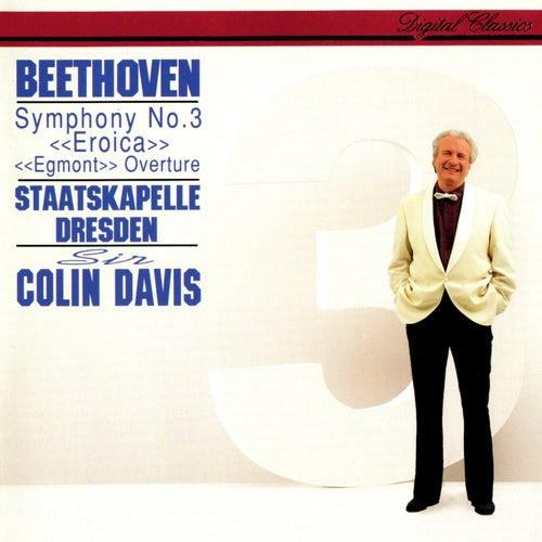 Beethoven: Symphony No. 3; Egmont Overture von Staatskapelle Dresden