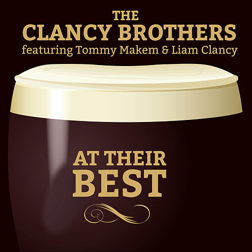 At Their Best by The Clancy Brothers