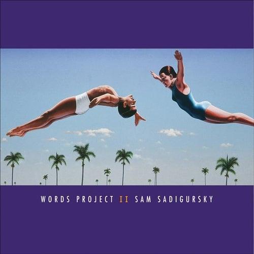 Sadigursky, Sam: Words Project II by Sam Sadigursky