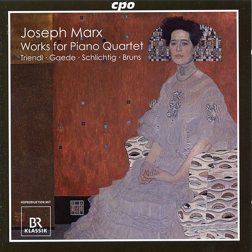Marx: Works for Piano Quartet by Daniel Gaede