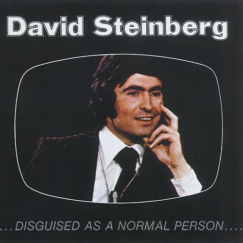 Disguised As A Normal Person de David Steinberg