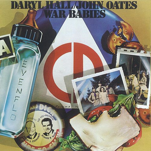 War Babies by Daryl Hall & John Oates
