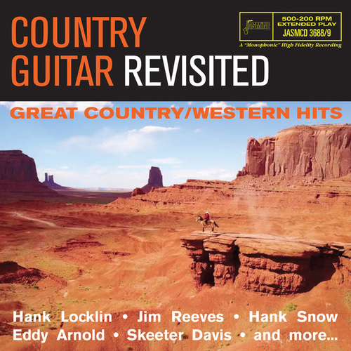 Country Guitar Revisited: Great Country / Western Hits von Various Artists