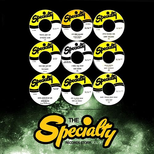 The Specialty Records Story, Vol. 4 de Various Artists