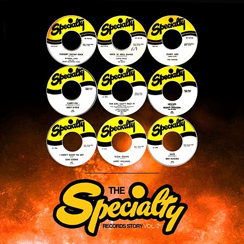 The Specialty Records Story, Vol. 2 de Various Artists