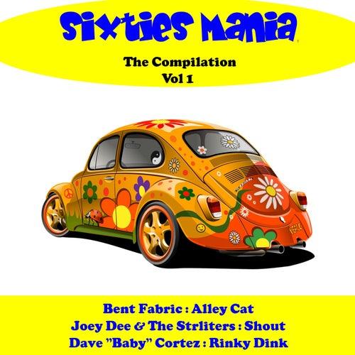 Sixties Mania, the Compilation, Vol. 1 de Various Artists
