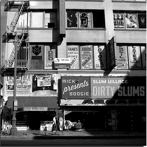 Dirty Slums Instrumentals by Slum Village